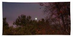 Marvelous Moonrise Beach Sheet
