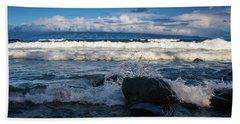 Maui Breakers Pano Beach Sheet