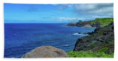Maui Coast II Beach Towel