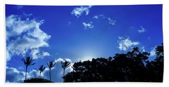 Maui Sky Beach Towel