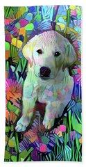 Max In The Garden Beach Sheet