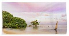 Mayan Sea Beach Towel