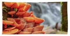 Mcconnell's Mills Mushrooms Beach Towel