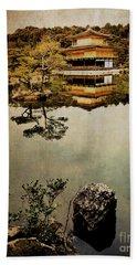 Memories Of Japan 1 Beach Sheet