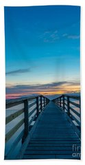Memories On The Boardwalk Beach Towel