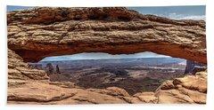 Mesa Arch Beach Towel
