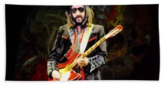 Mike W Campbell  Beach Towel