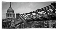 Millennium Bridge 01 Beach Sheet