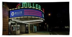 Miller Theater Augusta Ga 2 Beach Towel