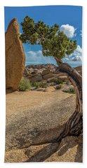 Monolith And Juniper II Beach Towel