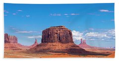 Monument Lookout Beach Towel