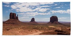 Monument Valley Beach Sheet