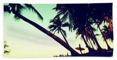 Morning Gaze Beach Towel