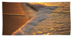 Morning Shoreline Beach Towel