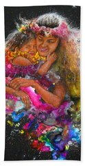 Mother Love Is Forever Beach Towel