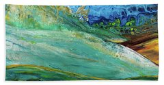 Mother Nature - Landscape View Beach Sheet
