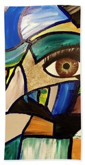 Motley Eye 5 Beach Sheet