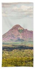 Mount Beerwah Beach Towel