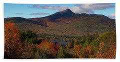 Mount Chocorua New Hampshire Beach Towel