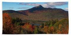 Mount Chocorua New Hampshire Beach Sheet