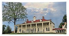 Mount Vernon Beach Towel