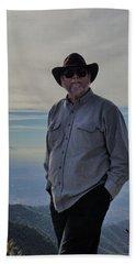 Mountain Man Beach Sheet
