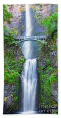 Multnomah Falls Beach Sheet