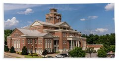 Municipal Building - North Augusta Sc Beach Towel