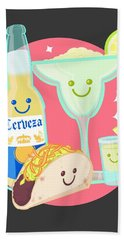Tequila Beach Towels