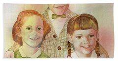 The Latimer Kids Beach Sheet