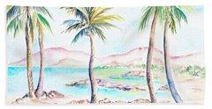 My Island Beach Towel