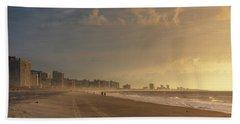 Myrtle Sunrise Beach Towel