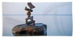 Zen Stack #9 Beach Sheet