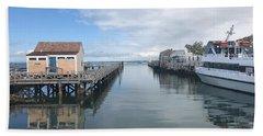 Nantucket Waterway Beach Towel
