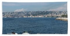 Naples Port Beach Towel
