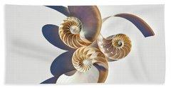 Nautilus 0425 Beach Towel