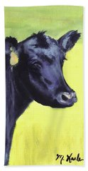 Nelson's Cow Beach Towel
