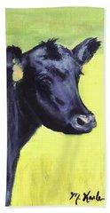 Nelson's Cow Beach Towel