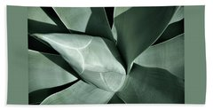 Beach Towel featuring the photograph New Growth II by Leda Robertson