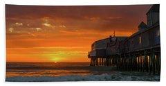 O. O. Beautiful  Beach Towel