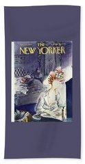 New Yorker April 20 1946 Beach Towel