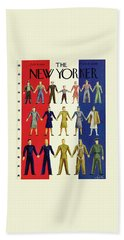 New Yorker July 3rd 1943 Beach Towel