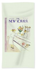 New Yorker June 22 1946 Beach Towel