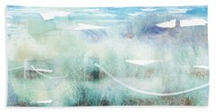 New Zealand Beachscape Beach Towel