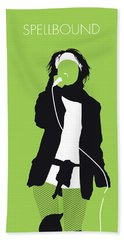 No296 My Siouxsie And The Banshees Minimal Music Poster Beach Towel