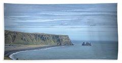 Nordic Landscape Beach Towel