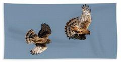 Northern Harriers 7 Beach Sheet