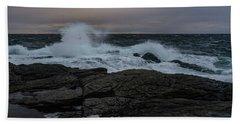 Norwegian Wild Waters Beach Sheet