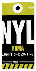 Nyl Yuma Luggage Tag II Beach Towel