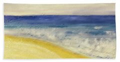 Ocean Flow Beach Towel